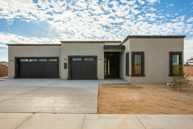 6512 Pato Road NW, Albuquerque, NM 87120 (MLS #981801) :: The Buchman Group