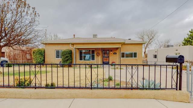 1045 Quincy Street SE, Albuquerque, NM 87108 (MLS #981808) :: The Buchman Group