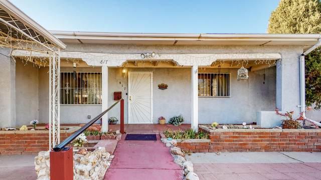 817 Arizona Street SE, Albuquerque, NM 87108 (MLS #981816) :: The Buchman Group