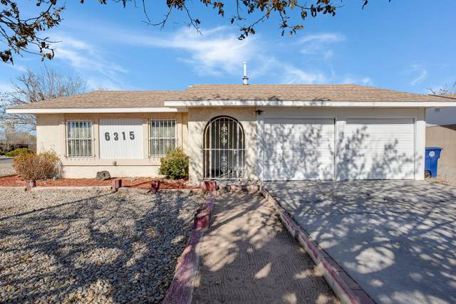 6315 Pastorcito Drive NW, Albuquerque, NM 87120 (MLS #981828) :: The Buchman Group