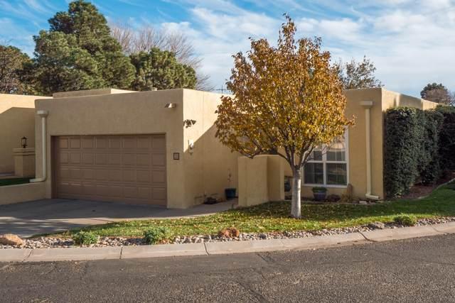 4725 San Pedro Drive NE #30, Albuquerque, NM 87109 (MLS #981839) :: The Buchman Group