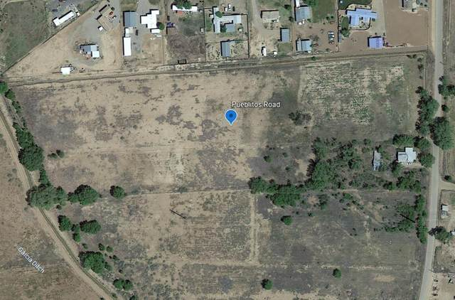 Pueblitos Road, Belen, NM 87002 (MLS #981844) :: The Buchman Group