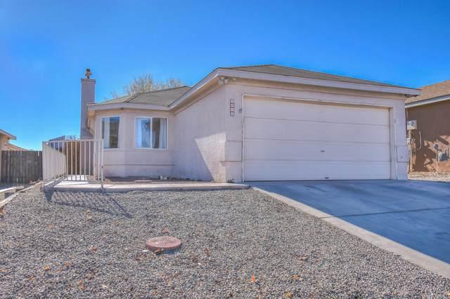8904 La Vida Lane SW, Albuquerque, NM 87121 (MLS #981876) :: Sandi Pressley Team