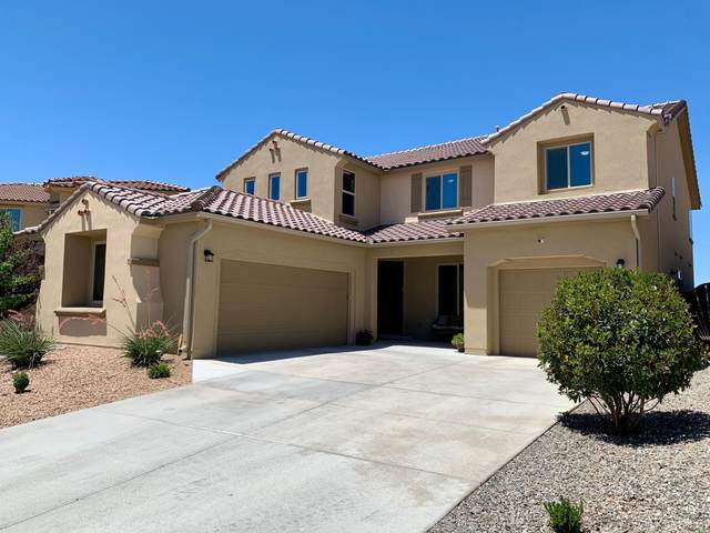8720 Abierto Vista Circle, Albuquerque, NM 87120 (MLS #981882) :: Sandi Pressley Team