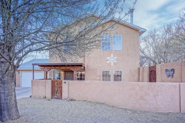 622 Ranchitos Road NW, Los Ranchos, NM 87114 (MLS #981947) :: Campbell & Campbell Real Estate Services