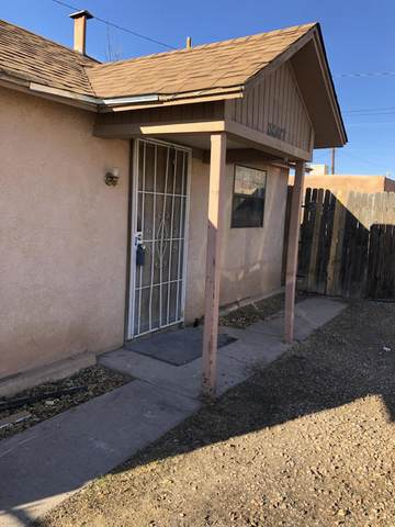 3307 Conder Lane NW, Albuquerque, NM 87107 (MLS #981969) :: Campbell & Campbell Real Estate Services