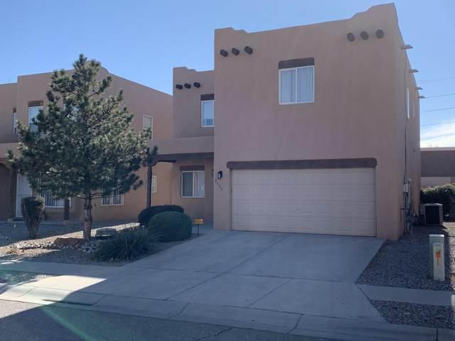 2620 Sarita Avenue NW, Albuquerque, NM 87104 (MLS #982042) :: Berkshire Hathaway HomeServices Santa Fe Real Estate