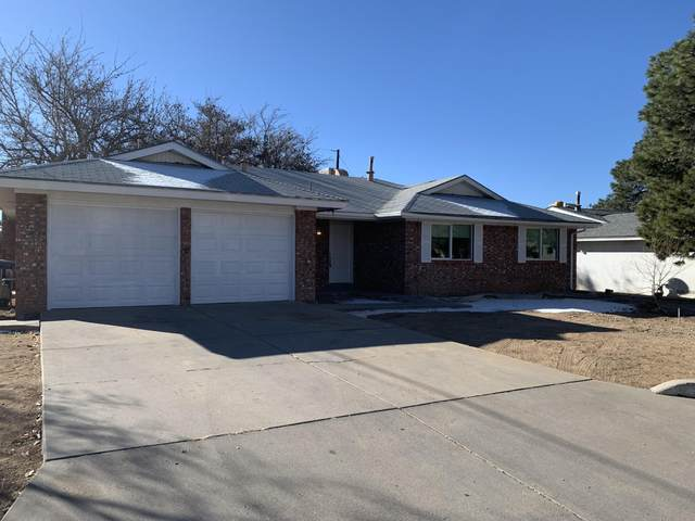 9804 Pitt Place NE, Albuquerque, NM 87111 (MLS #982045) :: Berkshire Hathaway HomeServices Santa Fe Real Estate