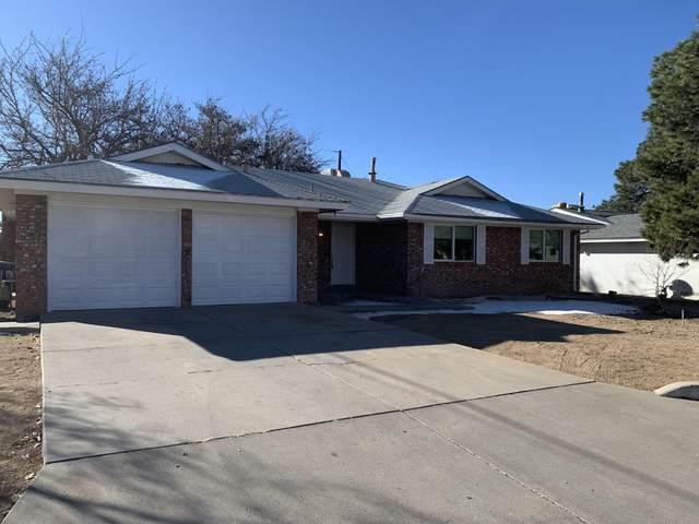 9804 Pitt Place NE, Albuquerque, NM 87111 (MLS #982045) :: Berkshire Hathaway HomeServices Santa Fe Real Estate