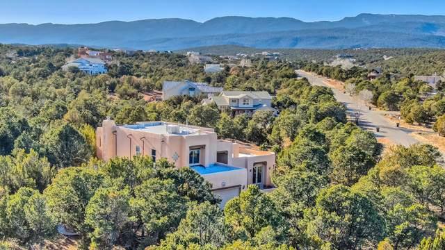 2 Kiva Loop, Sandia Park, NM 87047 (MLS #982072) :: Berkshire Hathaway HomeServices Santa Fe Real Estate