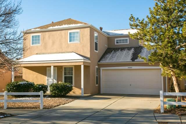 10547 Blanco Drive NW, Albuquerque, NM 87114 (MLS #982076) :: Berkshire Hathaway HomeServices Santa Fe Real Estate