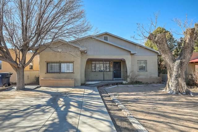 513 Valencia Drive NE, Albuquerque, NM 87108 (MLS #982077) :: Berkshire Hathaway HomeServices Santa Fe Real Estate