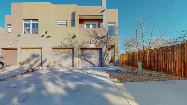 3528 Agua Sarca Court NE, Albuquerque, NM 87111 (MLS #982080) :: Berkshire Hathaway HomeServices Santa Fe Real Estate