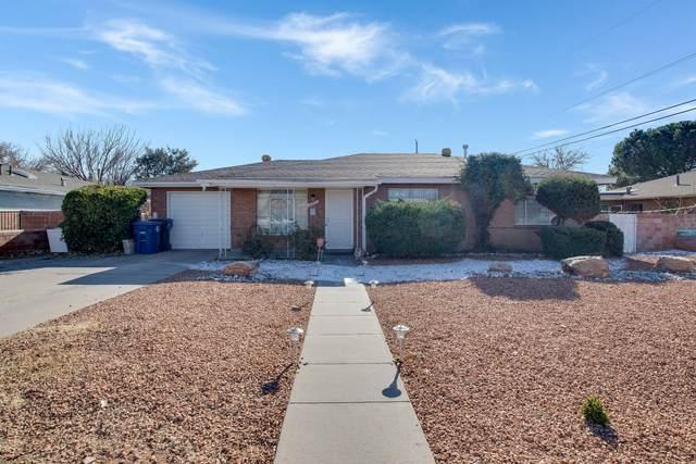 8506 Los Arboles Avenue NE, Albuquerque, NM 87112 (MLS #982088) :: Berkshire Hathaway HomeServices Santa Fe Real Estate