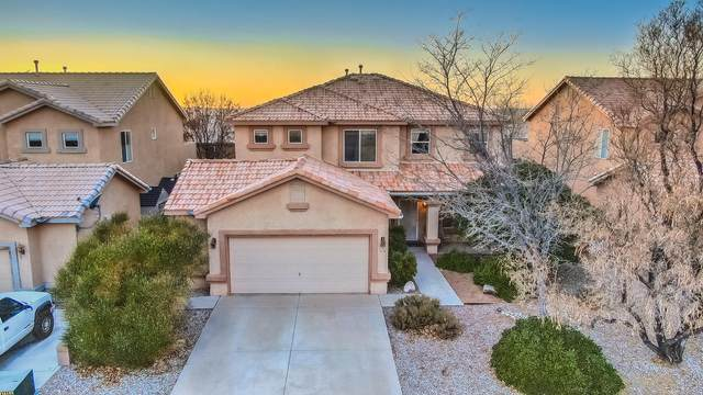8631 Eagle Springs Drive NE, Albuquerque, NM 87113 (MLS #982093) :: Berkshire Hathaway HomeServices Santa Fe Real Estate