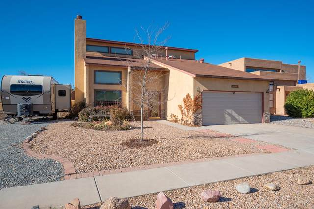 6301 Kearney Trail NW, Albuquerque, NM 87120 (MLS #982094) :: Berkshire Hathaway HomeServices Santa Fe Real Estate