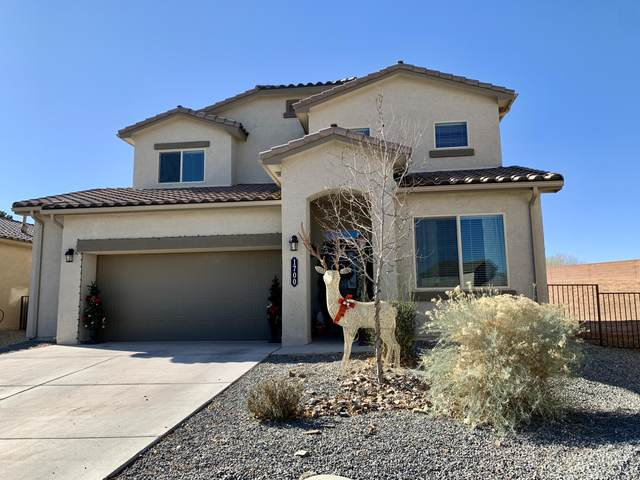 1700 Valle Vista Road NW, Los Lunas, NM 87031 (MLS #982100) :: Campbell & Campbell Real Estate Services