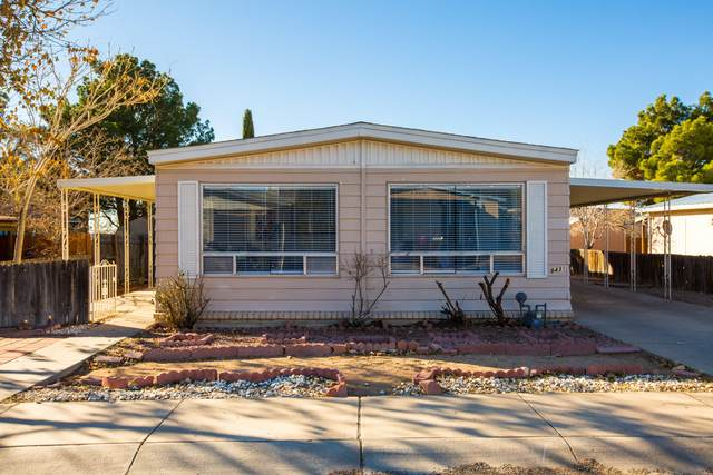 8431 Brook Street NE, Albuquerque, NM 87113 (MLS #982133) :: The Bigelow Team / Red Fox Realty