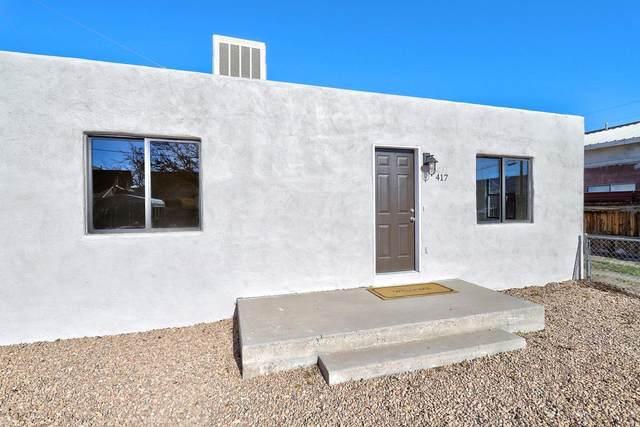 417 Cordova Avenue NW, Albuquerque, NM 87107 (MLS #982424) :: Campbell & Campbell Real Estate Services