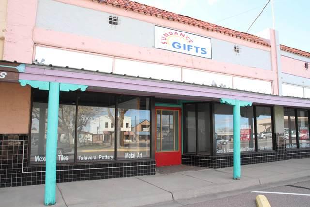 116 & 118 Plaza Street, Socorro, NM 87801 (MLS #982486) :: Keller Williams Realty