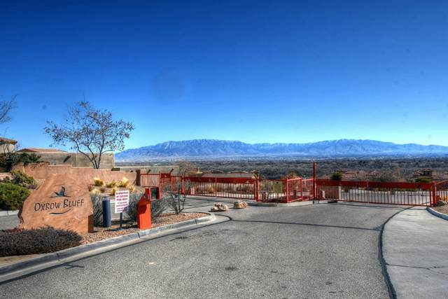 3927 Mourning Dove Place NW, Albuquerque, NM 87120 (MLS #982591) :: The Buchman Group