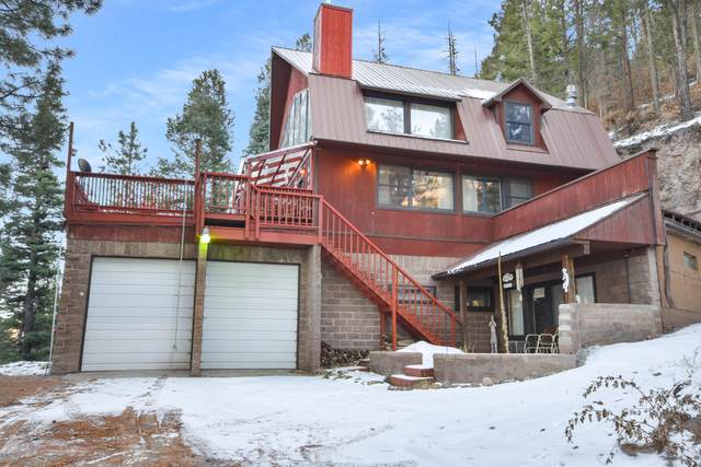 596 Beryl Road, Jemez Springs, NM 87025 (MLS #982601) :: Keller Williams Realty