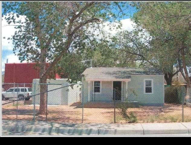 520 Vermont Street NE, Albuquerque, NM 87108 (MLS #982607) :: Campbell & Campbell Real Estate Services