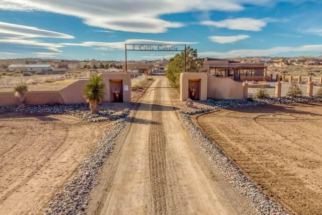 1 Calle Caballo, Corrales, NM 87048 (MLS #982686) :: Keller Williams Realty