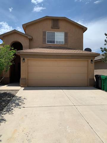 600 Peaceful Meadows Drive NE, Rio Rancho, NM 87144 (MLS #982707) :: The Bigelow Team / Red Fox Realty