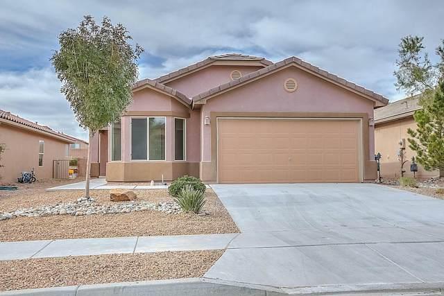 851 Purple Aster Avenue SW, Los Lunas, NM 87031 (MLS #982743) :: The Bigelow Team / Red Fox Realty