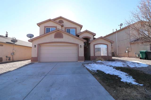 340 Soothing Meadows Drive NE, Rio Rancho, NM 87144 (MLS #982751) :: The Bigelow Team / Red Fox Realty