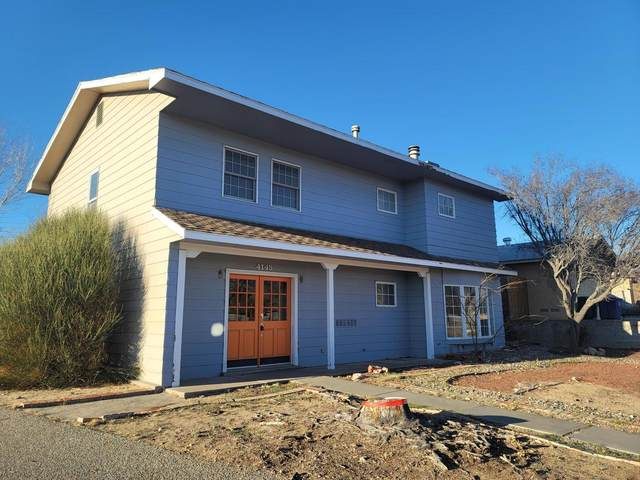 4145 Chama Street NE, Albuquerque, NM 87109 (MLS #982802) :: The Buchman Group