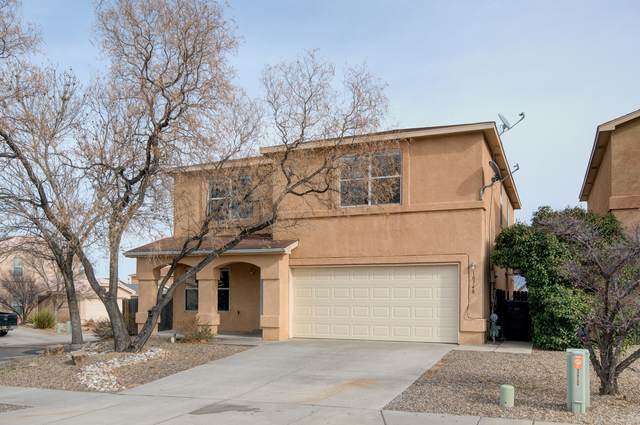 10748 Stone Hollow Place NW, Albuquerque, NM 87114 (MLS #982824) :: Campbell & Campbell Real Estate Services