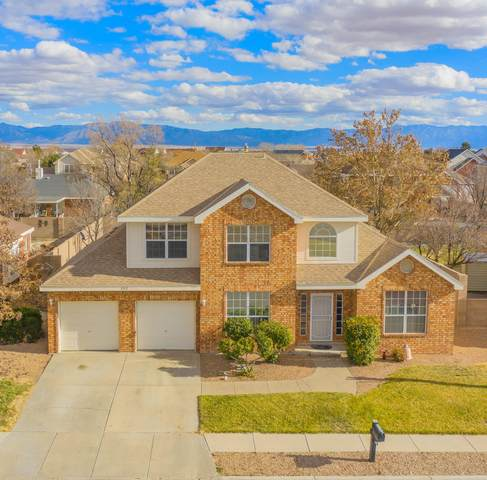 1512 Los Cerritos Drive NW, Los Lunas, NM 87031 (MLS #982825) :: The Buchman Group