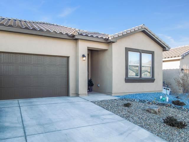 2035 Silver Dollar Street SE, Albuquerque, NM 87123 (MLS #982862) :: The Bigelow Team / Red Fox Realty