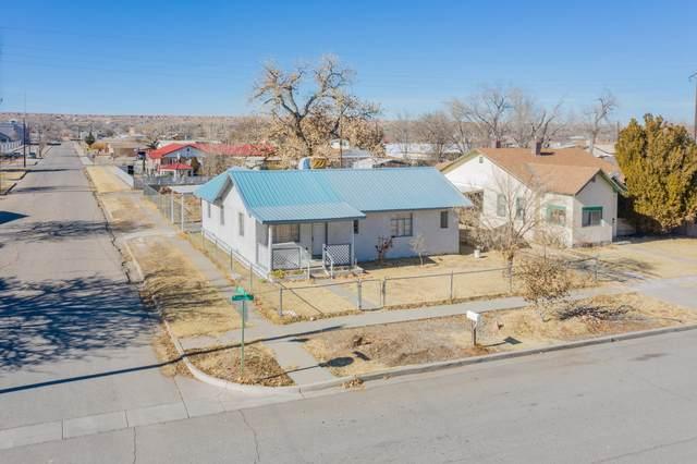 601 N 4TH Street, Belen, NM 87002 (MLS #982900) :: Keller Williams Realty