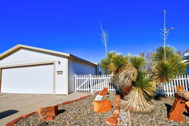 110 Sunrise Bluffs Drive, Belen, NM 87002 (MLS #982929) :: Sandi Pressley Team