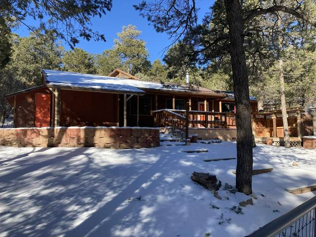 58 Milky Way, Tijeras, NM 87059 (MLS #982935) :: Keller Williams Realty