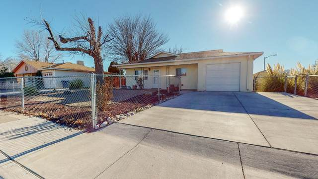 1103 Pinon Court SE, Los Lunas, NM 87031 (MLS #982990) :: Campbell & Campbell Real Estate Services
