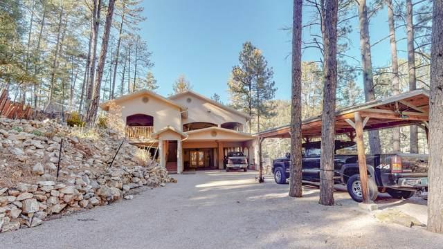 100 Wigwam Lane, Ruidoso, NM 88345 (MLS #983015) :: Keller Williams Realty