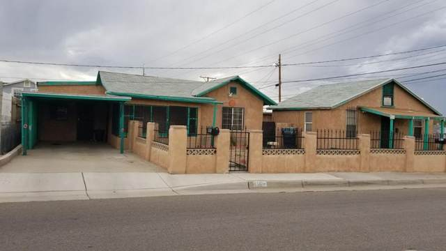 416 Southern Avenue SE, Albuquerque, NM 87102 (MLS #983026) :: Sandi Pressley Team
