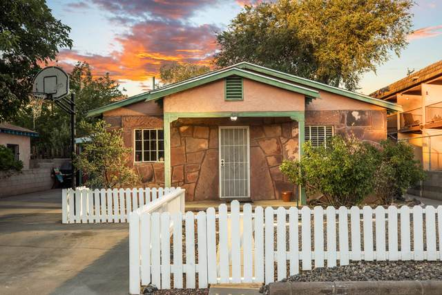 420 Columbia Drive SE, Albuquerque, NM 87106 (MLS #983152) :: Campbell & Campbell Real Estate Services