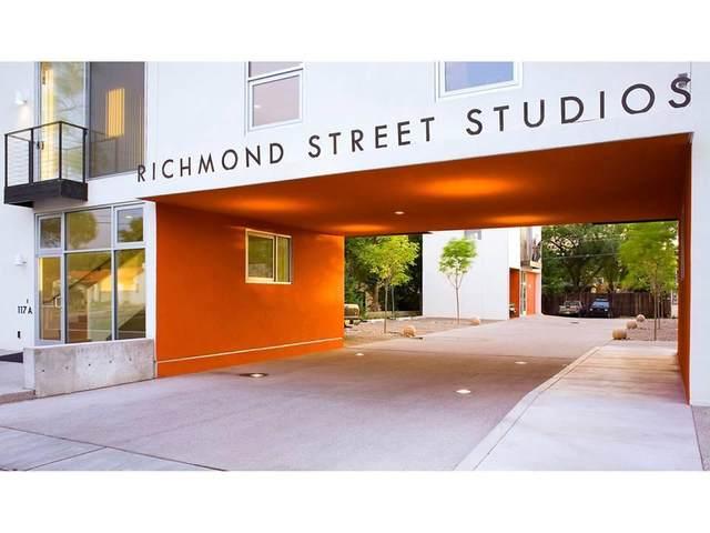 117 Richmond Drive SE, Albuquerque, NM 87106 (MLS #983163) :: The Buchman Group