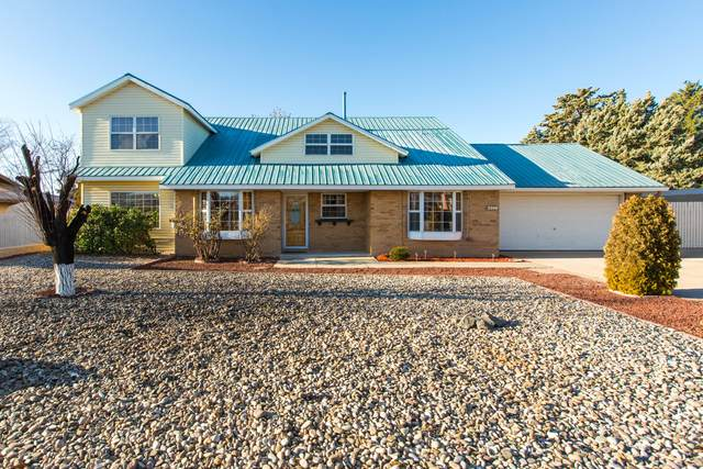 2206 Virgin Wood Road SE, Rio Rancho, NM 87124 (MLS #983168) :: Campbell & Campbell Real Estate Services