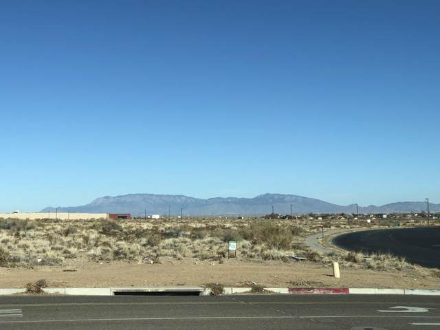 Nwc Of Palmilla And Desert Wil, Los Lunas, NM 87031 (MLS #983183) :: The Buchman Group