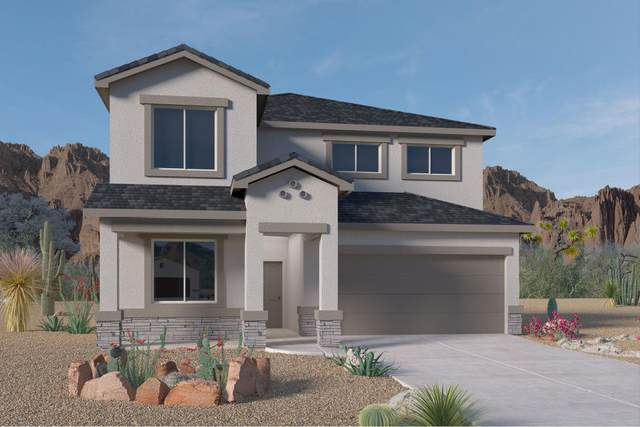 1705 Nicho Place, Los Lunas, NM 87031 (MLS #983297) :: Campbell & Campbell Real Estate Services