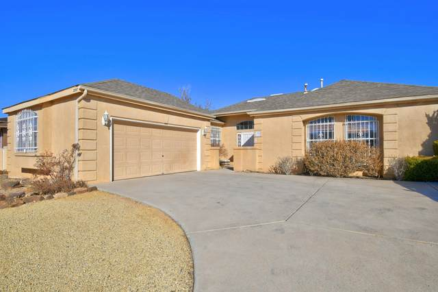 2897 Chessman Drive SE, Rio Rancho, NM 87124 (MLS #983343) :: Campbell & Campbell Real Estate Services