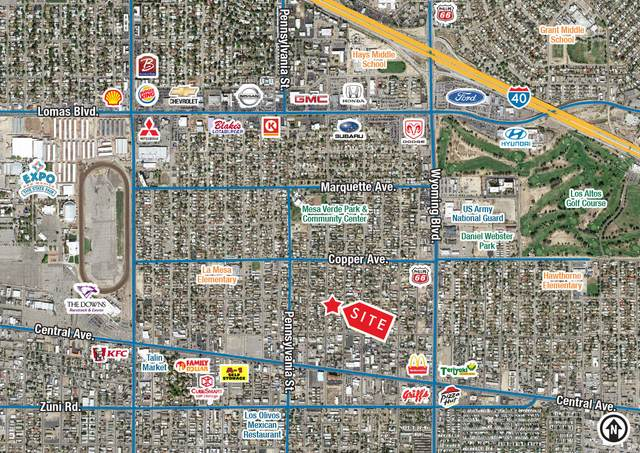 238 Tennessee Street NE, Albuquerque, NM 87108 (MLS #983356) :: Campbell & Campbell Real Estate Services