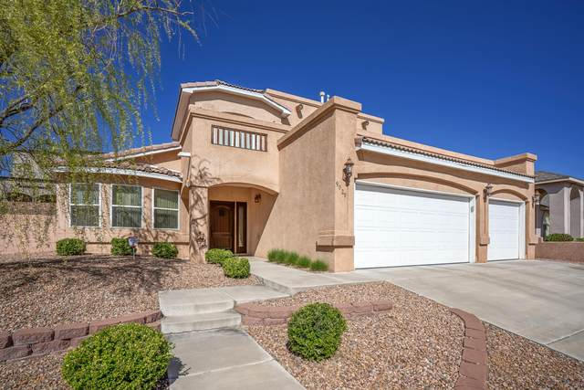 9929 Buckeye Street NW, Albuquerque, NM 87114 (MLS #983368) :: Campbell & Campbell Real Estate Services