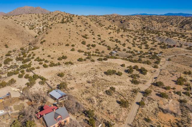 0 Yerba Buena, Cerrillos, NM 87010 (MLS #983424) :: Keller Williams Realty